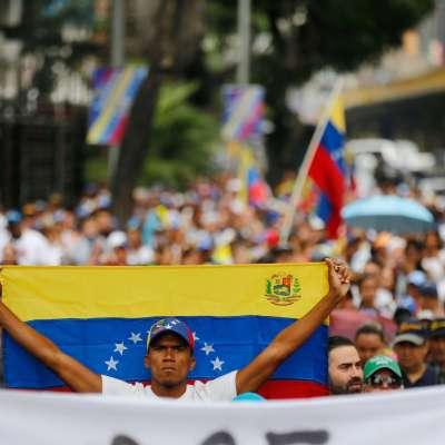 ONU: 40 muertos y 850 detenidos tras protestas en Venezuela