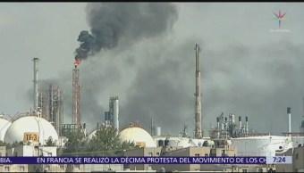 Reabren y luego cierran ducto Salamanca-Guadalajara por toma clandestina