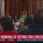 Foto: Realizan misa de cuerpo presente de víctima en Hidalgo, 27enero 2019