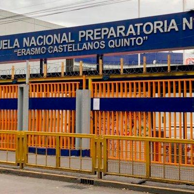 Reanudan clases en Prepa 2 de la UNAM tras toma de instalaciones