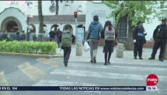 Regresan a clases más de 25 millones de estudiantes en todo México