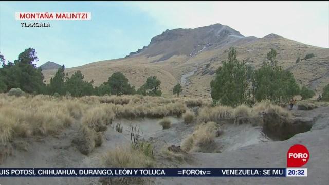 Rescatan Cuerpo Joven Cayó Montaña Tlaxcala