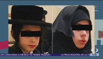 Rescatan en México a dos menores estadounidenses secuestrados por grupo religioso