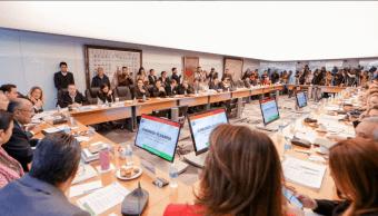 Plenaria Pri, CNTE, ilegalidad, Gobierno Federal, Twitter, 31 enero 2019