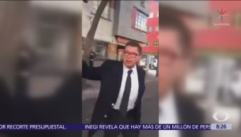 Ricardo Monreal suspendió filmaciones de 'Roma' en 2016