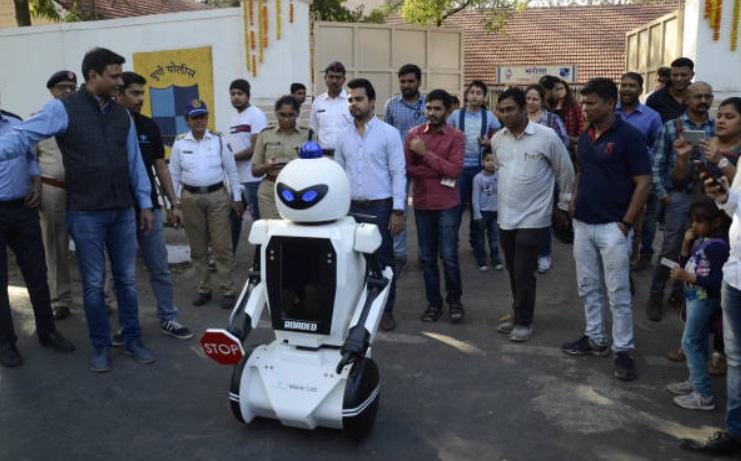 OIT da recomendaciones para proteger empleados de robots