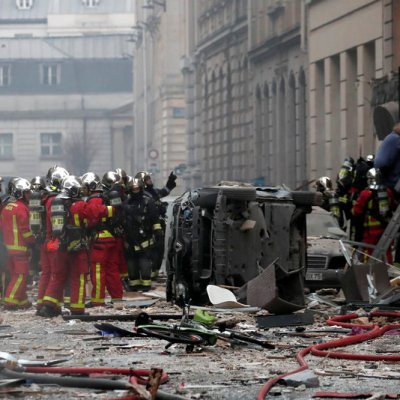 Gobierno francés advierte que puede haber muchas víctimas por explosión