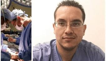 Médico Oncólogo Asesinado Benito Juárez Rubén Trejo Téllez