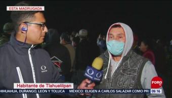 Víctima narra el momento de la explosión en Tlahuelilpan, Hidalgo