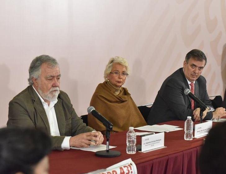 Segob instala comisión que investigará caso Ayotzinapa