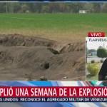 Foto:Se cumple una semana de la explosión en Tlahuelilpan, 27enero 2019