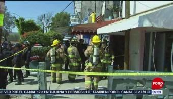 Se registra explosión en panadería de Oaxaca