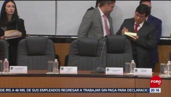 Secretarios Cancelan Comparecencia Desabasto De Gasolina