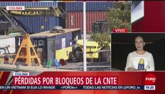 Foto: Sector Aduanero Manzanillo Perder Contratos 25 de Enero 2019