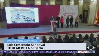 Sedena explica cómo vigila ductos de Pemex para evitar huachicoleo