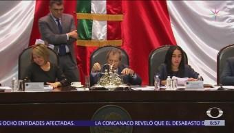 Senadores del PAN exigen disculpa a Porfirio Muñoz Ledo
