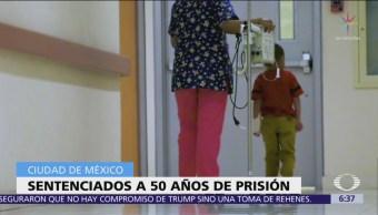 Sentencian a 50 años a abusadores del niño Anthony