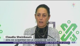 Sheinbaum anuncia recorte de plazas de 'aviadores' en Gobierno CDMX