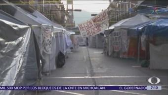 Silvano Aureoles solicita auditoría a líderes de la CNTE