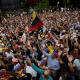 Foto: Protestas en Venezuela contra el gobierno de Nicolás Maduro; enero 23 2019, Caracas, Venezuela