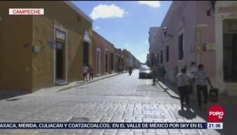 Suben Los Termómetros En Campeche, Campeche, Aumentan Las Temperaturas, Protección Civil, Hidratación Y Protegerse De Los Rayos Solares