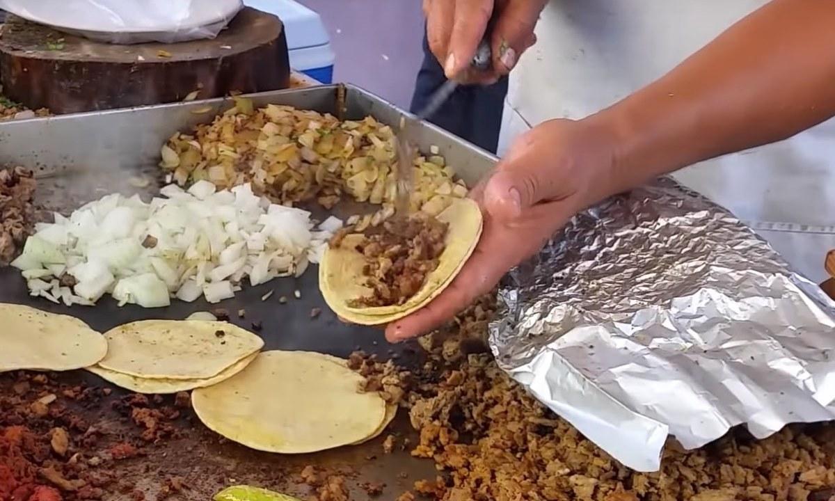 Tacos Cena Mexicanos Populares GCE México