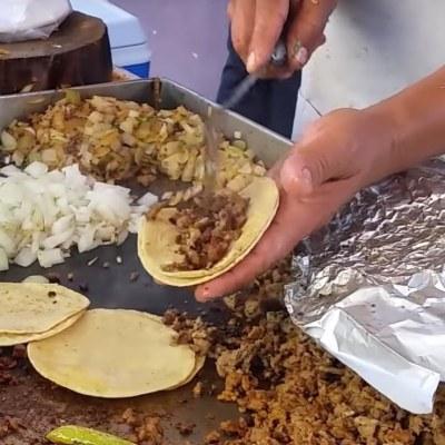 Tacos: La cena ideal de los mexicanos, según estudio