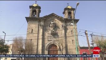Templos permanecerán cerrados tras daños provocados por el sismo del 19S