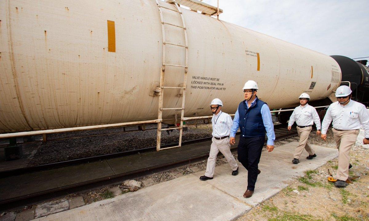 Terminal de Irapuato recibirá gasolina para Guanajuato