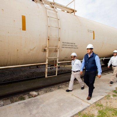 Terminal de almacenamiento en Irapuato recibirá gasolina para Guanajuato
