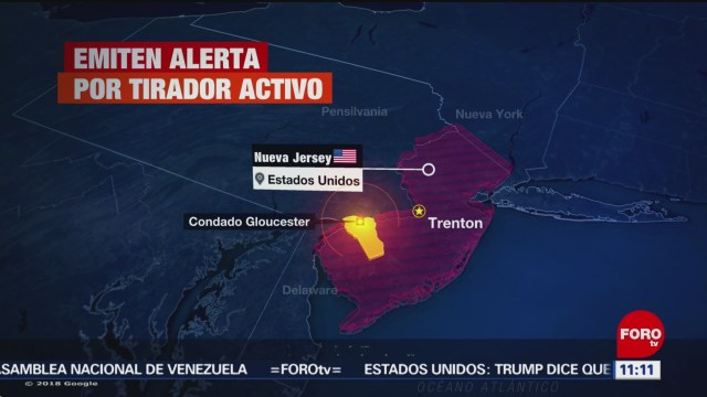 Tiroteo en Nueva Jersey con toma de rehenes