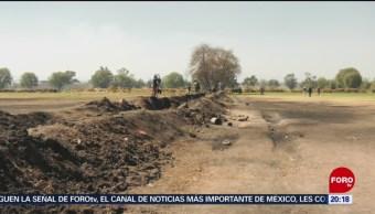 Tlahuelilpan Sitio Favorito Para Huachicoleros Hidalgo