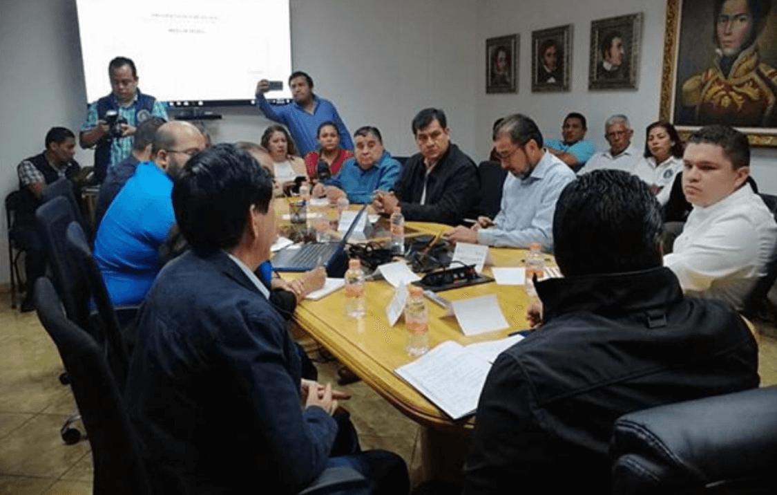 Fiscalía De Guerrero, Paro Laboral, Twitter, 25 enero, 2019