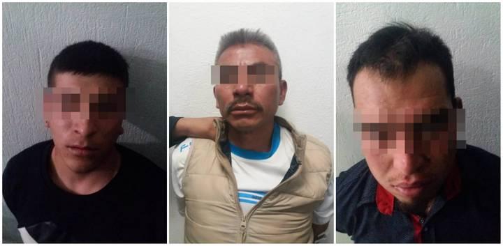 Tres otros adultos fueron detenidos por la Policía Municipal de Ecatepec (Especial)