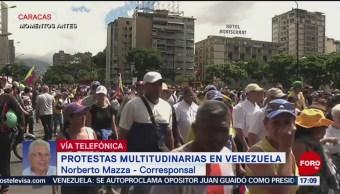 Tribunal de Venezuela ordena aprehensión de Juan Guaidó