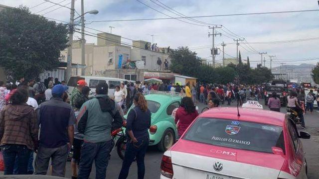 Calma en Valle de Chalco tras búsqueda de presunto violador