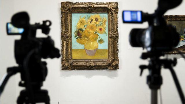 Museo de Van Gogh restaurará el lienzo 'Los Girasoles'