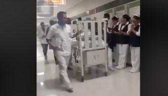 Honran Bebé Donó Organos Nuevo León, Honran Bebé Que Donará Organos, Donación Órganos, Bebés, Muerte Cerebral, Bebé Alondra