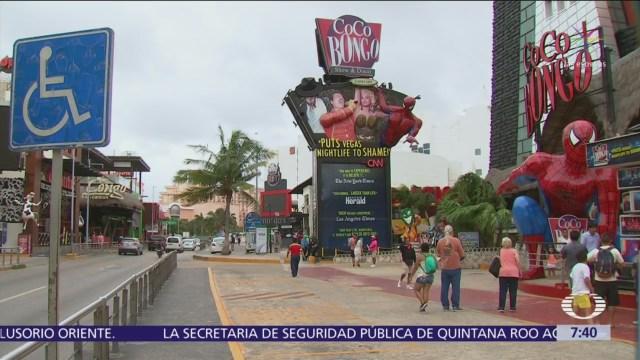 Violencia en Cancún, por disputa de 4 grupos criminales
