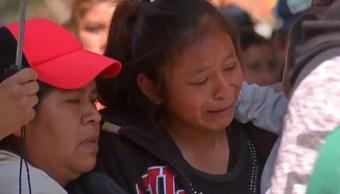 Tlahuelilpan: Las viudas y los huérfanos de la tragedia