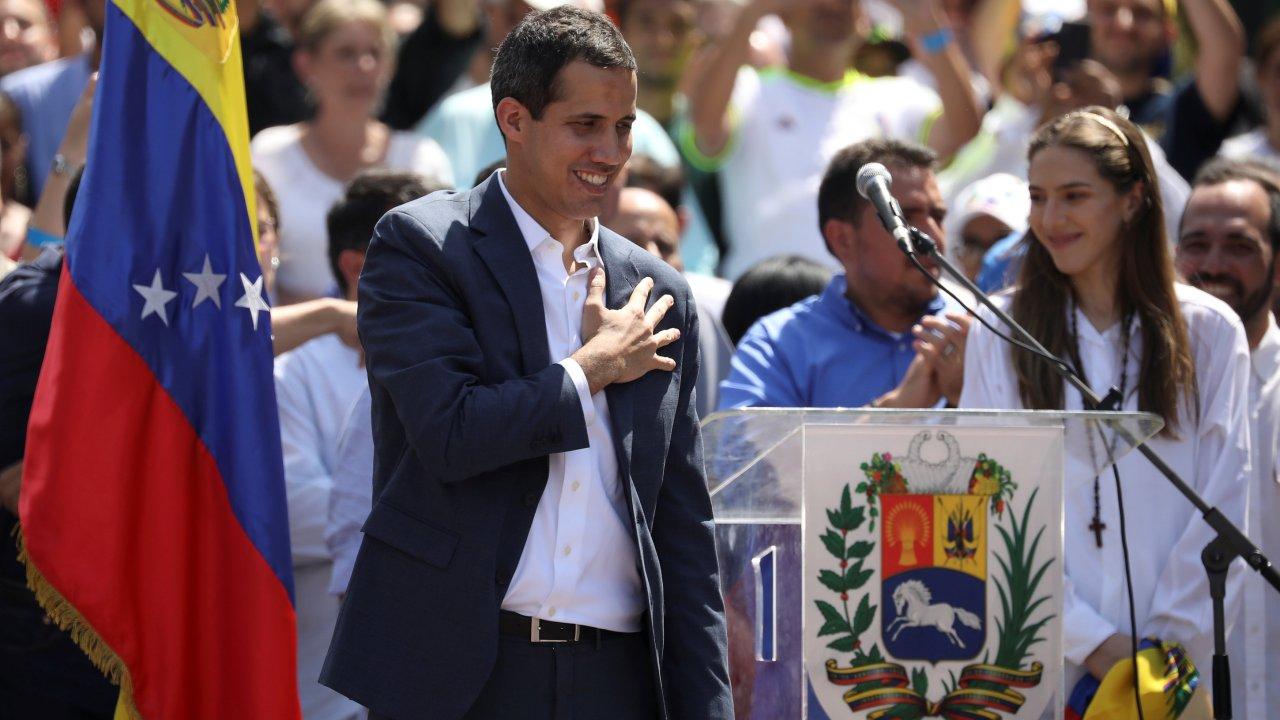reino unido reconoce guaido presidente interino de venezuela