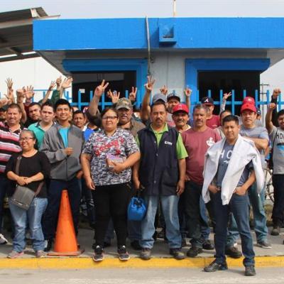 Avanza conflicto en maquiladoras en Matamoros, Tamaulipas
