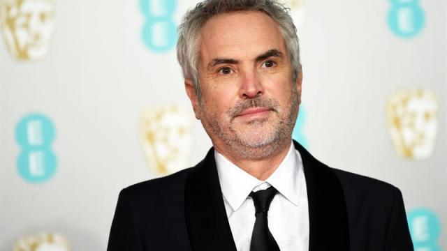 Foto: La película 'Roma' del mexicano Alfonso Cuarón gana 4 premios Bafta, Londres, 10 de febrero de 2019 (EFE)