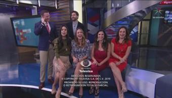 Al Aire, con Paola Rojas: Programa del 14 de febrero del 2019
