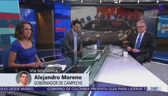 Alejandro Moreno: Hay regiones de México donde Guardia Nacional es necesidad imperante