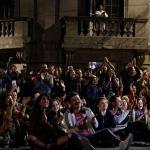 la roma vive noche agridulce por resultado de roma