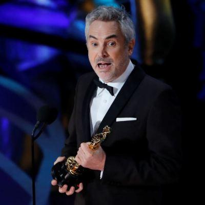 Alfonso Cuarón consigue el Oscar a la mejor fotografía por 'Roma'