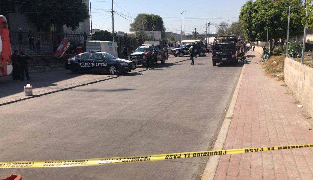 FOTO Amenaza de bomba provoca desalojo en juzgados de Naucalpan, Edomex Noticieros Televisa 18 febrero 2019
