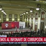 AMLO ayudará a deudores a terminar de pagar créditos Infonavit