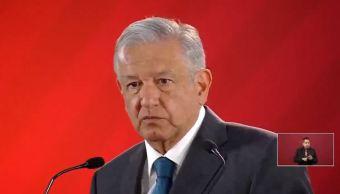 fOTO: El presidente de México, Andrés Manuel López Obrador, ofrece una conferencia de prensa, 14 febrero 2019